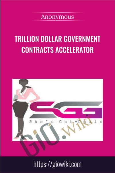 Trillion Dollar Government Contracts Accelerator