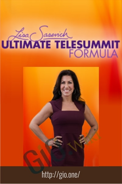 ULTIMATE Telesummit Formula - Lisa Sasevich