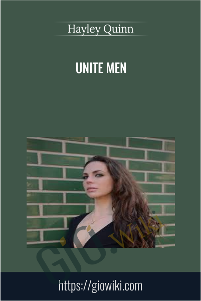 Unite Men - Hayley Quinn
