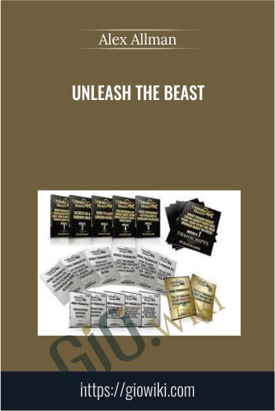 Unleash the Beast - Alex Allman