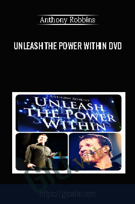 Unleash the Power Within DVD - Anthony Robbins