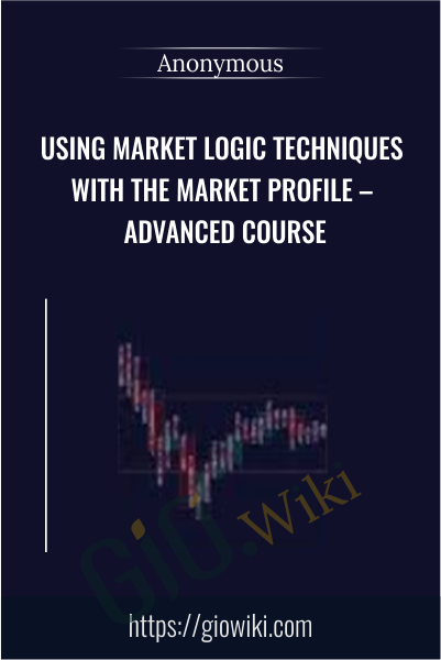 Using Market Logic Techniques with the Market Profile – Advanced Course