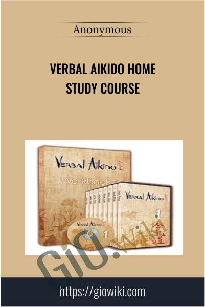 Verbal Aikido Home Study Course