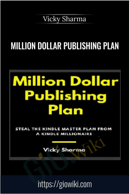 Million Dollar Publishing Plan – Vicky Sharma