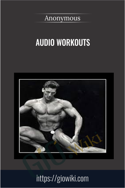 Vic's Natural MP3 Workout