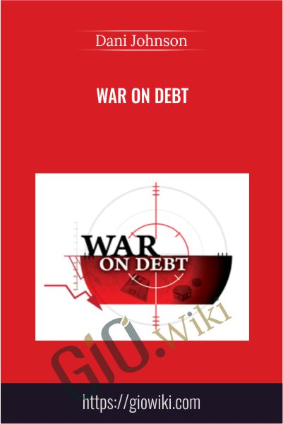 War On Debt - Dani Johnson