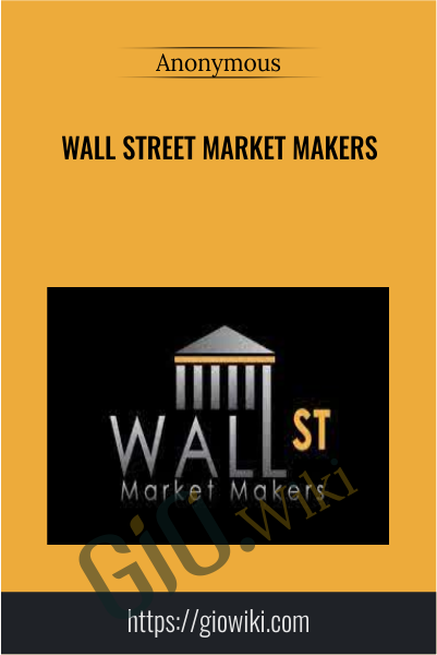 Wall Street Market Makers