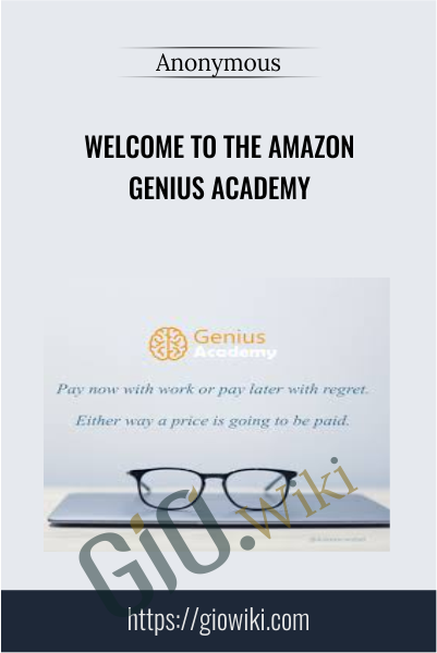 Welcome to The Amazon Genius Academy