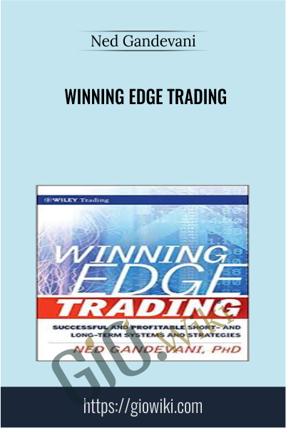 Winning Edge Trading - Ned Gandevani