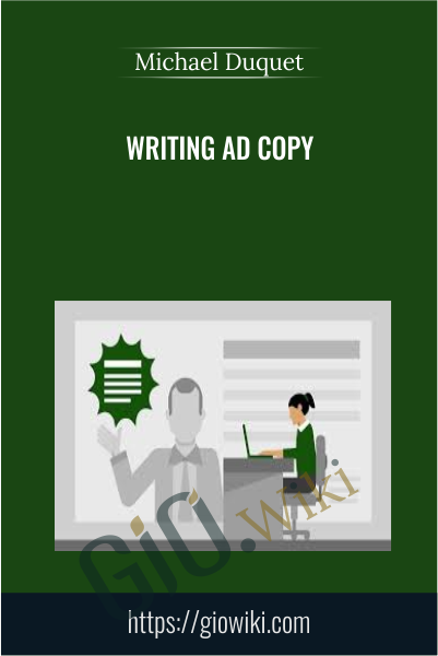Writing Ad Copy - Michael Duquet