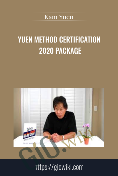 Yuen Method Certification 2020 Package - Kam Yuen