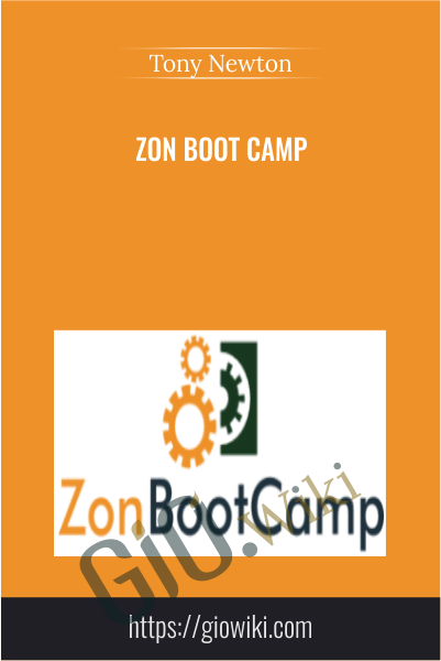 Zon Boot Camp - Tony Newton