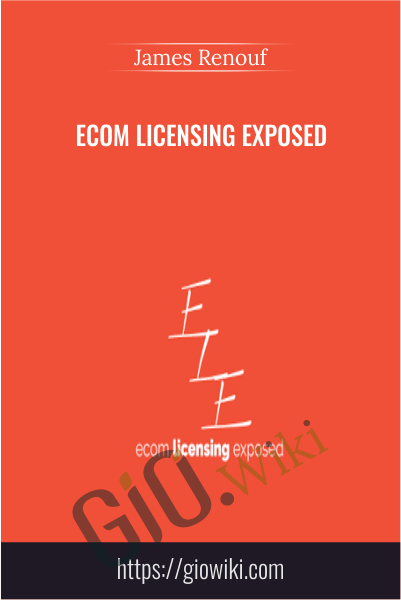 eCom Licensing Exposed - James Renouf
