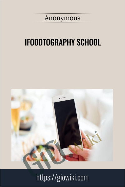 iFoodtography school