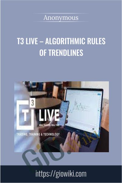 T3 Live – Algorithmic Rules of Trendlines