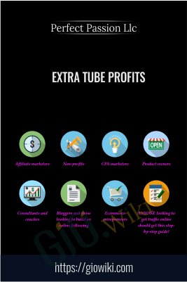 Extra Tube Profits - Perfect Passion LLC