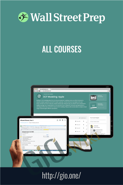 All Courses - Wall Street Prep