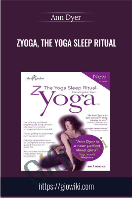 Zyoga: The Yoga Sleep Ritual - Ann Dyer