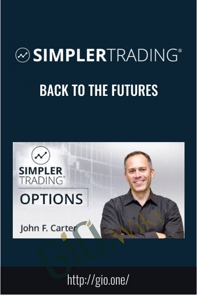 Back to the Futures - Simpler Trading