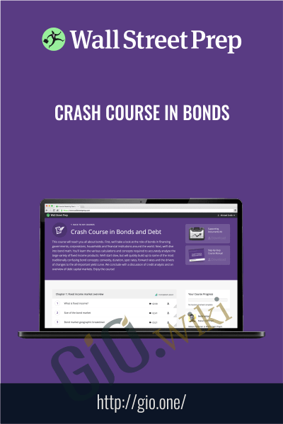 Crash Course in Bonds - Wall Street Prep
