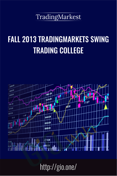 Fall 2013 TradingMarkets Swing Trading College - TradingMarkest