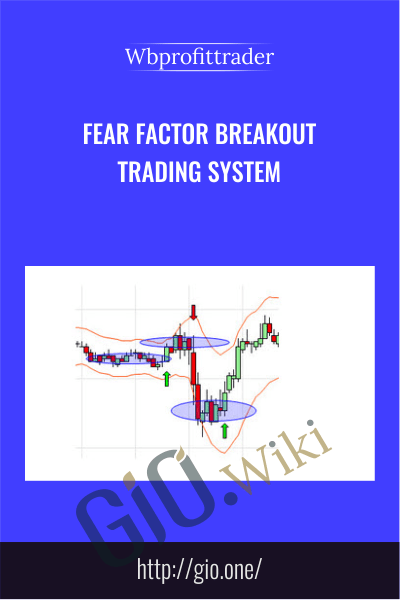 Fear Factor Breakout Trading System - Wbprofittrader