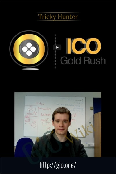 ICO GoldRush - Tricky Hunter