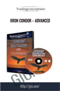 Iron Condor – Advanced – tradingconceptsinc
