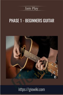 Beginners Guitar - Phase 1 - Jam Play