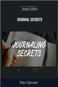 Journal Secrets - Jesse Elder