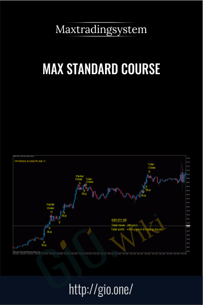 MAX Standard Course - Maxtradingsystem