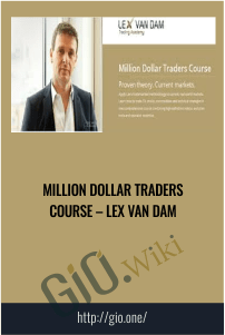 Million Dollar Traders Course – Lex Van Dam
