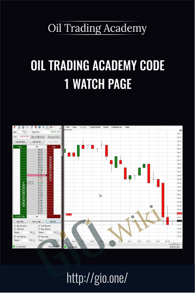 Oil Trading Academy Code 1 Watch Page - Oil Trading Academy
