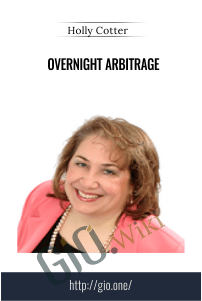 Overnight Arbitrage - Holly Cotter
