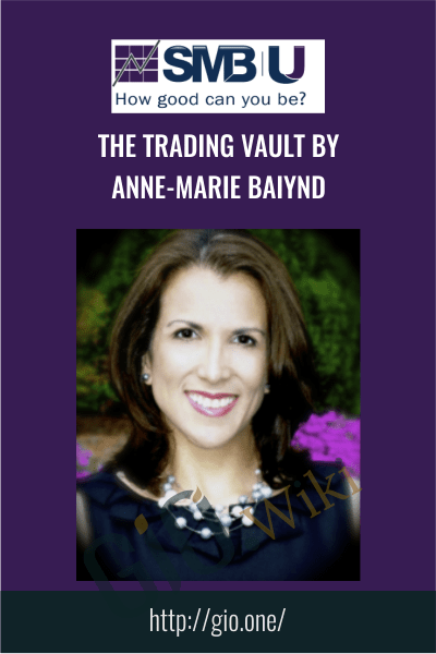 The Trading Vault by Anne-Marie Baiynd - SMB