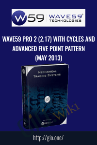 Wave59 Pro 2 (2.17) with Cycles and Advanced Five Point Pattern (May 2013) - Wave59