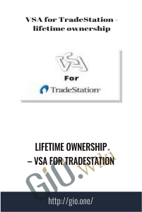lifetime ownership – VSA for TradeStation