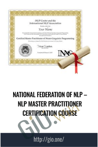 National Federation of NLP – NLP Master Practitioner Certification Course