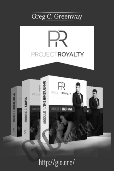 Project Royalty - Greg C. Greenway
