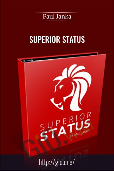 Superior Status - Paul Janka