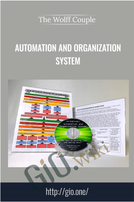 Automation and Organization System – The Wolff Couple