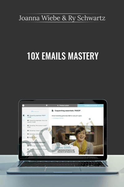 10x Emails Mastery