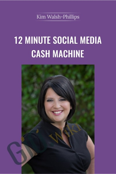 12 Minute Social Media Cash Machine
