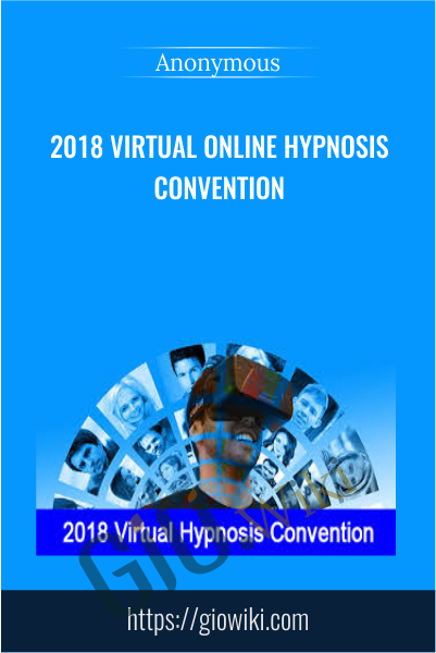 2018 Virtual Online Hypnosis Convention