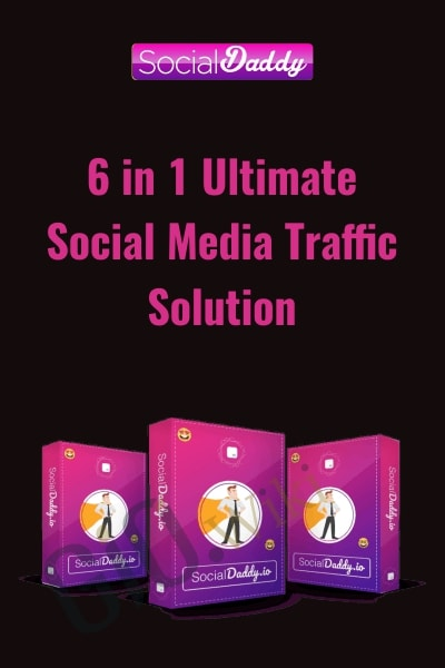 6 in 1 Ultimate Social Media Traffic Solution