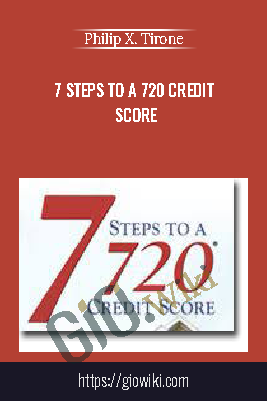 7 Steps to a 720 Credit Score