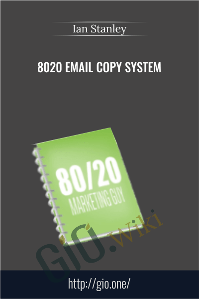 8020 Email Copy System - Ian Stanley