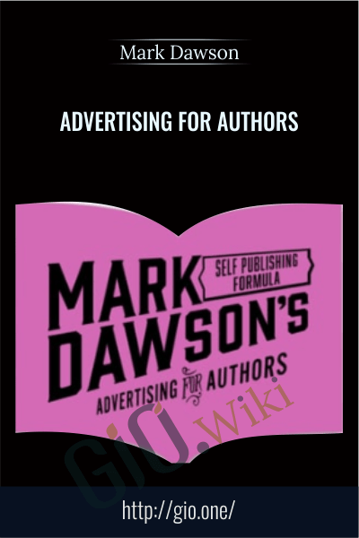 Advertising for Authors - Mark Dawson