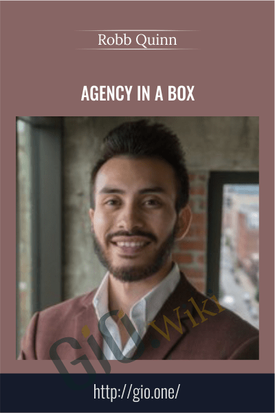 Agency in a Box - Robb Quinn