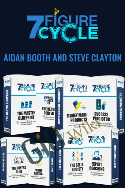 7-Figure Cycle  - Aidan, Steve Clayton, Chris Keef & Todd Snively